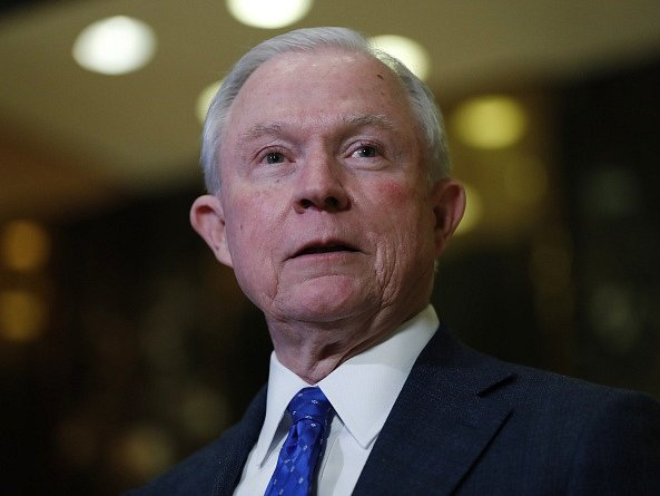 Jeff Sessions.