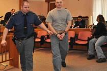 Tomáš Půta před soudem