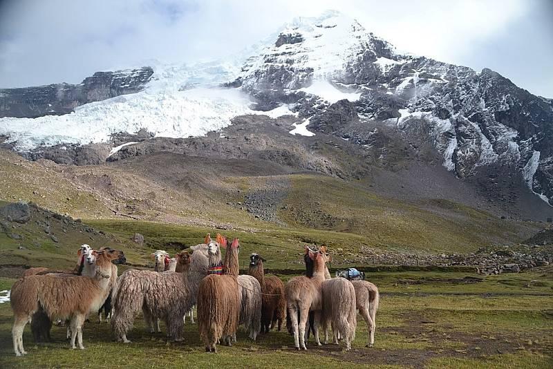 Hory Jižní Ameriky skýtají mnohá tajemství