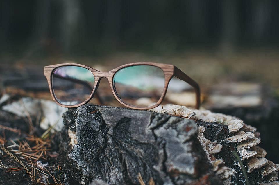 Výrobky firmy Bekwood Eyewear