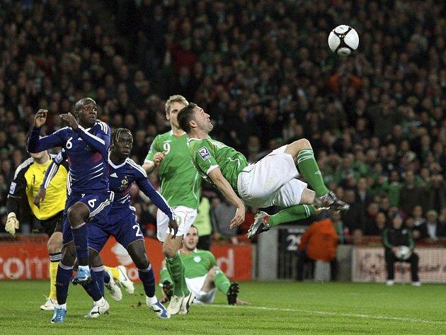 Fotbalisté Irska v baráži o MS narazili na Francii.