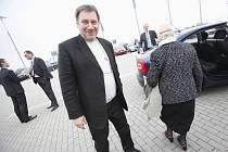 Tomáš Töpfer je nejen divadelník, nyní čerstvě ředitel Divadla na Vinohradech, ale i politik v dresu ODS.