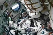 Do vesmíru letí první Malajsijec