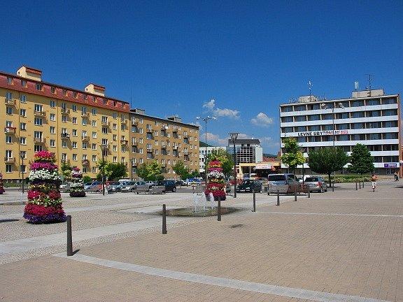 Blansko - Náměstí Republiky