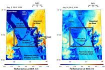 V Grónsku se odlomil kus ledovce o velikosti dvou Manhattanů