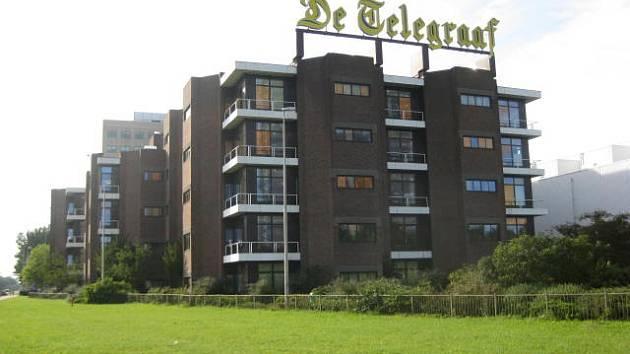 Sídlo nizozemského deníku De Telegraaf.