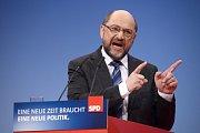 Martin Schulz, předseda SPD