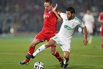 Franck Ribéry v akci