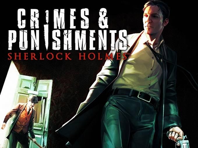 Počítačová hra Sherlock Holmes: Crimes & Punishments.