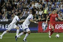 Wales dobyl třemi góly Izrael