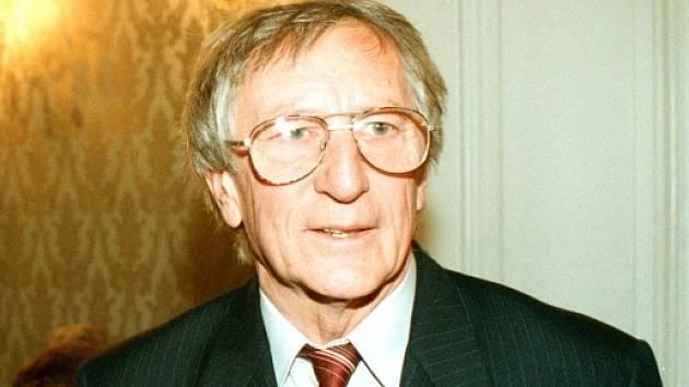 Herec Lubomír Kostelka, archivní snímek.