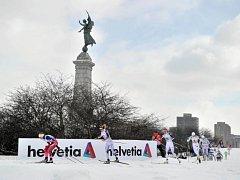 Lyžaře a lyžařky zavedl Světový pohár do Montrealu