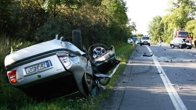 Nehoda sebevraha