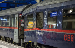 Srážka vlaků v Salzburgu
