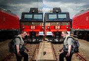 Veletrh Czech Raildays 2017.
