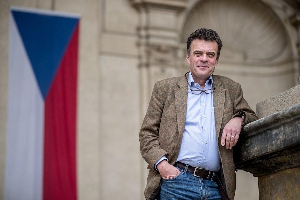 Senátor Tomáš Czernin