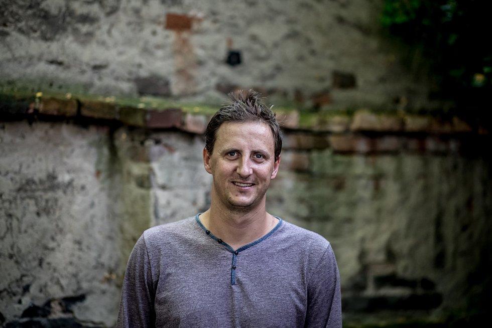 Ekonom Filip Matějka poskytl 8. srpna v Praze rozhovor Deníku.
