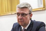 Nový ministr průmyslu a obchodu Karel Havlíček