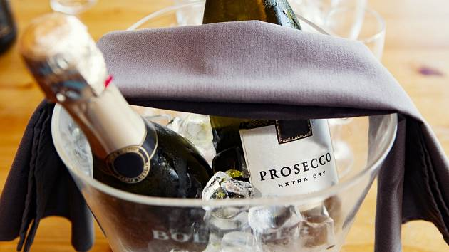 Prosecco - Ilustrační foto