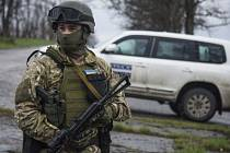 Mise Organizace pro bezpečnost a spolupráci v Evropě (OBSE).