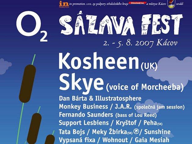 Sázavafest 2007