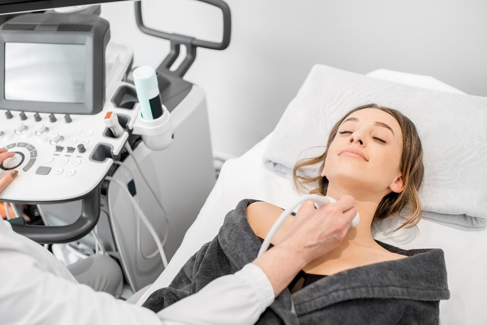 V roce 2019 se léčilo s nemocemi štítné žlázy téměř 620 tisíc pacientů.