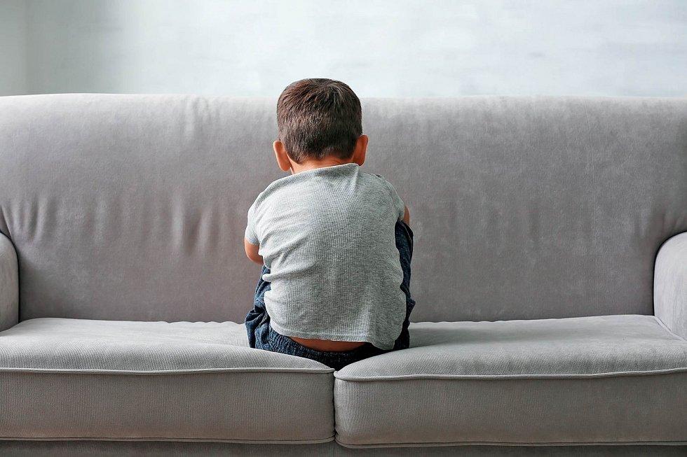 Mnoho dětí je náročných, nespavých a uplakaných. Čím jsou starší, tím častěji se doma odehrávají hysterické scény.