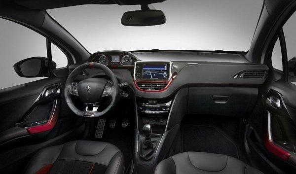 Peugeot 208GTi.