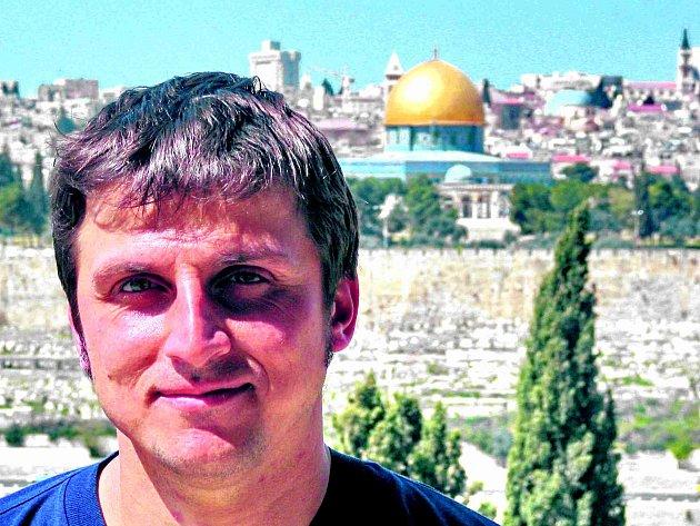 Politolog a odborník na Blízký východ Marek Čejka