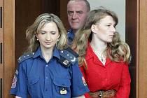 Odsouzená Romana Zeinertová