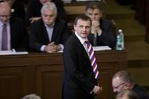 Schůze Poslanecké sněmovny 14. června 2013