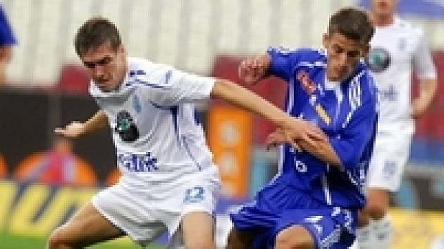 Záběr z předchozího utkání Sigmy s Mladou Boleslaví