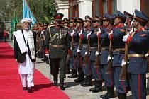 Ashraf Ghani, prezident Afghánistánu