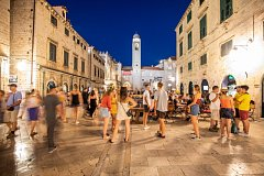 Chorvatsko patří k nejoblíbenějším turistickým destinacím.