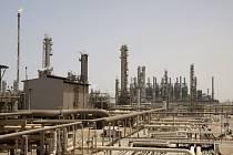 Ropné zařízení v Saúdské Arábii - ilustrační foto