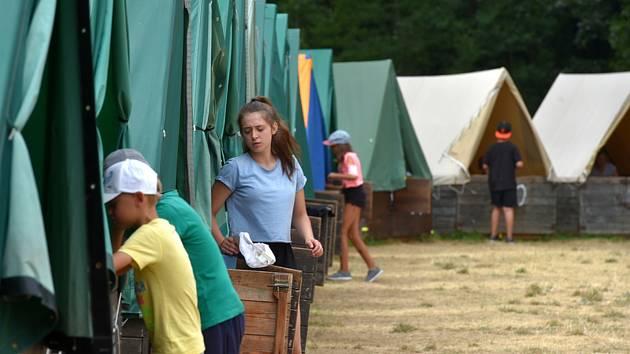 Dětský tábor