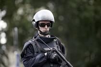 Francouzská policie. Ilustrační snímek
