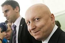 Generální ředitel ČEZ Daniel Beneš