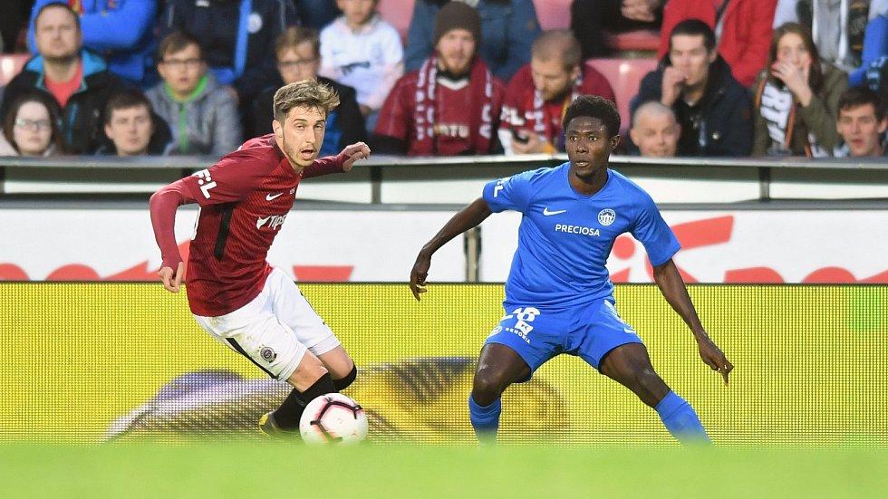 AC Sparta Praha - FC Slovan Liberec (N2)Murphy Dorley