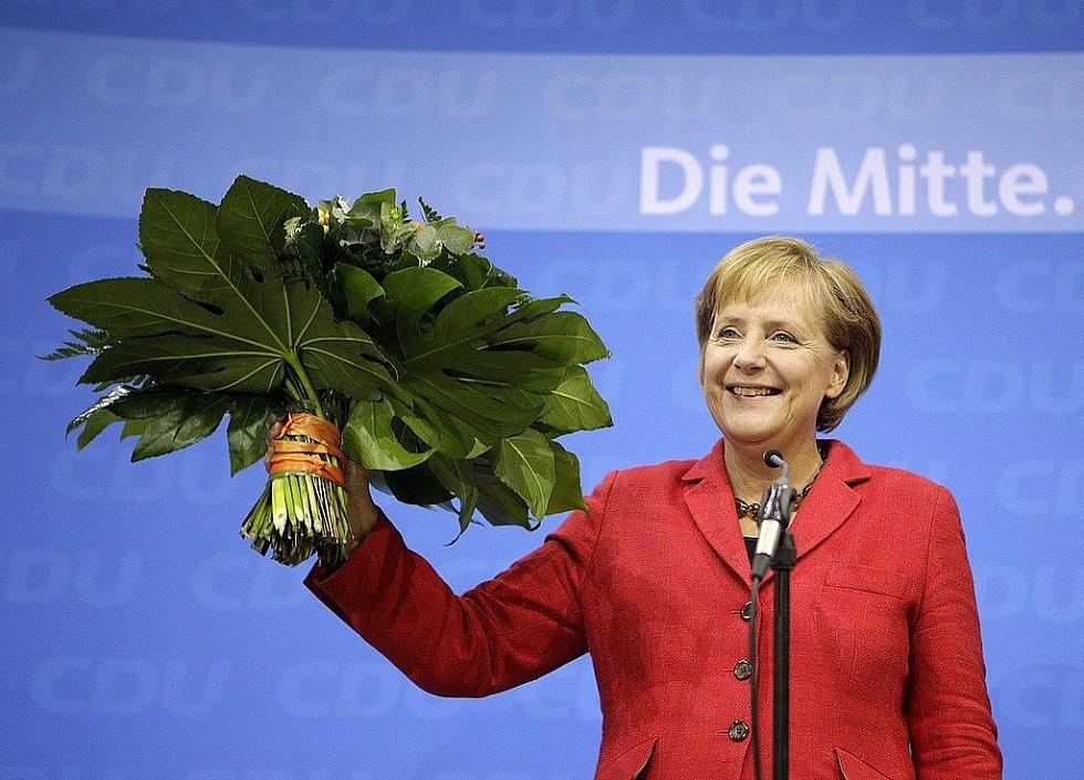 Rok 2009. Křesťanští demokraté kancléřky Angely Merkelové v německých parlamentních volbách obhájili pozici nejsilnější strany