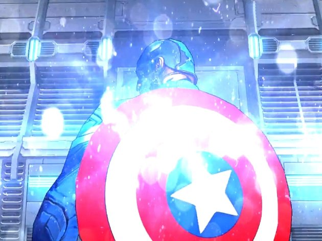 Hra Captain America: The Winter Soldier.