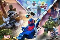 Počítačová hra Lego Marvel Super Heroes 2.