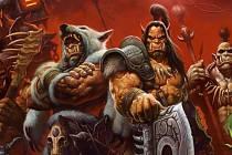 Počítačová hra World of Warcraft: Warlords of Draenor.