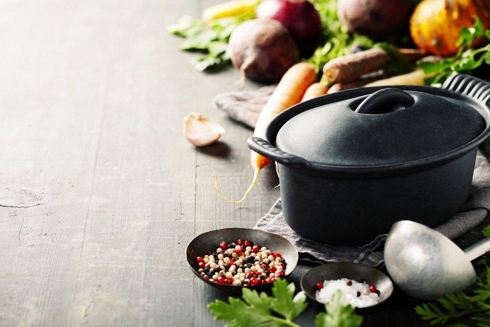 Příprava jídla pro zimní měsíce může být jednoduchá