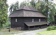 evangelický kostel Velká Lhota