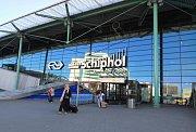 Letiště Schiphol v Amsterdamu