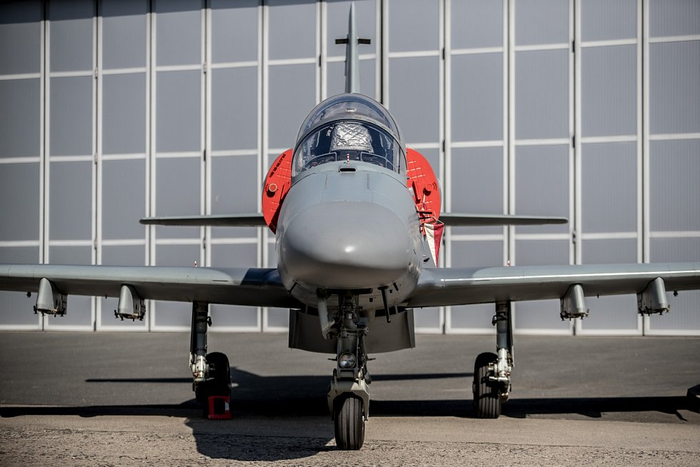 Nový letoun L-159 představila společnost Aero Vodochody - 2