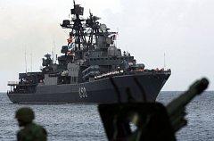 Ruské válečné loďstvo chce modernizovat, ilustrační foto