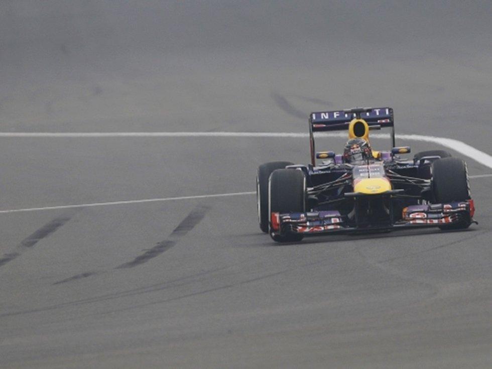 Sebastian Vettel na VC Indie.