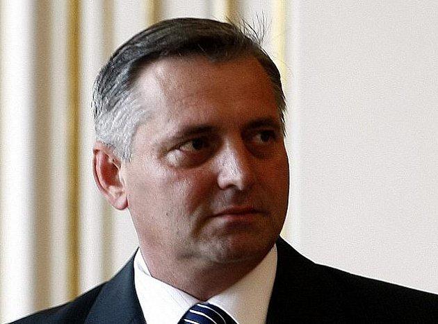 Předseda antimonopolního úřadu Petr Rafaj